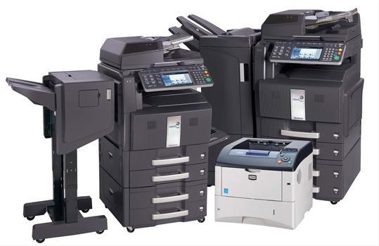 Kyocera printers spare parts
